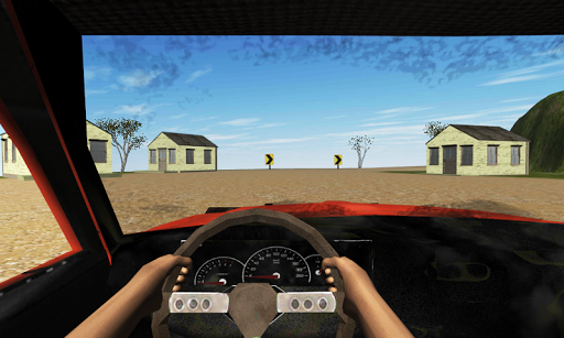 トラック運転手の3D - Offroad