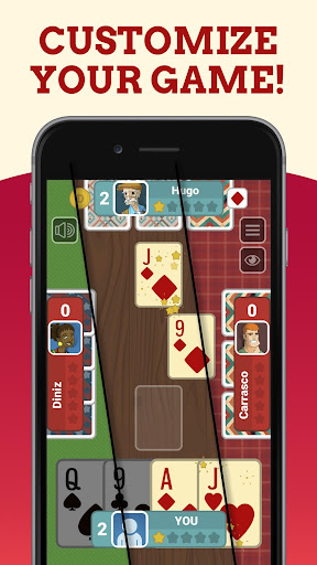 Euchre Free: Classic Card Games For Addict Players screenshots 6