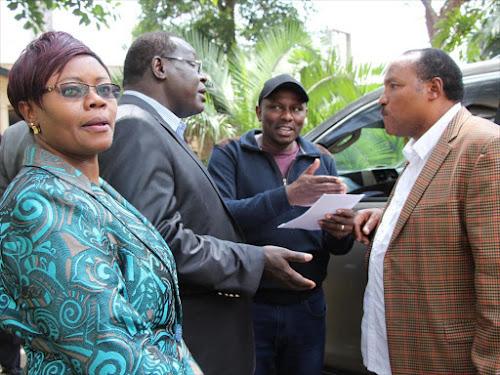 Kiambu wrangles escalate as Nyoro withdraws CECs' vehicles