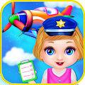 Cabin Crew Girls Airport Manager