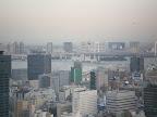 DESDE LA TORRE DE TOKYO