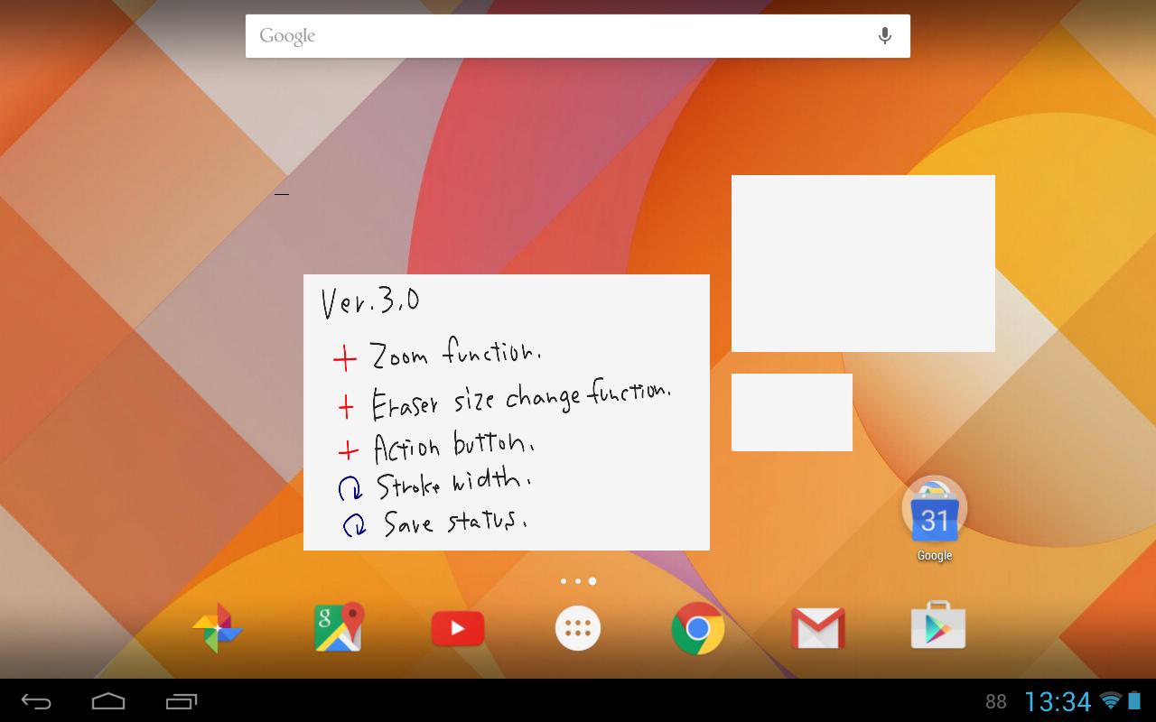 memo widget simple android apps on google play memo widget simple screenshot
