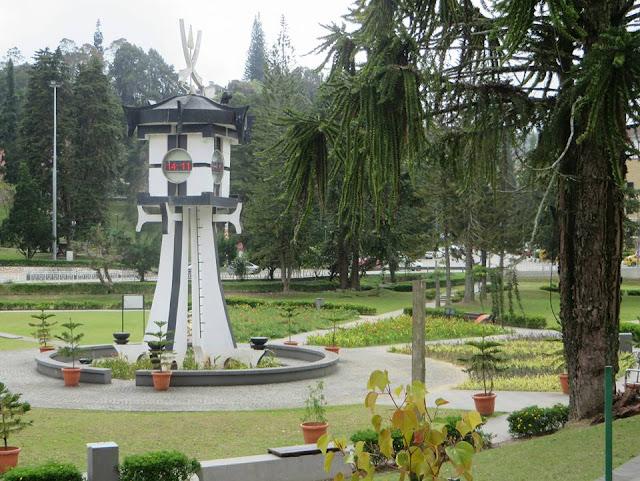 Bài số 27. Thị trấn Tanah Rata