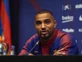 Kevin-Prince Boateng (Barcelone) estime qu'il aurait pu atteindre un meilleur niveau plus tôt avec une meilleure attitude