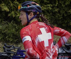 Zwitsers kampioene Chabbey maakt het waar in spurt met twee, ook mountainbiketalent Jolanda Neff toont zich