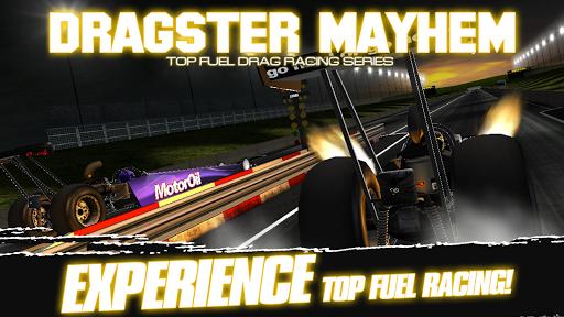 Dragster Mayhem - Top Fuel Sim 1.13 screenshots 10