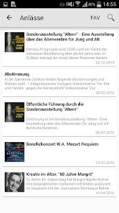 Gemeinde Zollikon- screenshot thumbnail