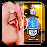 Voice Lock Screen Prank Icon