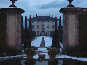 Photo: Villa Balbiano (29.11.08)