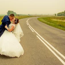Wedding photographer Mikhail Charskiy (Sharsk). Photo of 02.12.2016