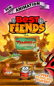 Best Fiends MOD Apk (Unlimited Money) 7