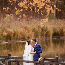 Wedding photographer Vitaliy Syromyatnikov (Syromyatnikov). Photo of 31.10.2017