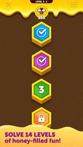 hexa buzzle - hexa block puzzle game! screenshot 2