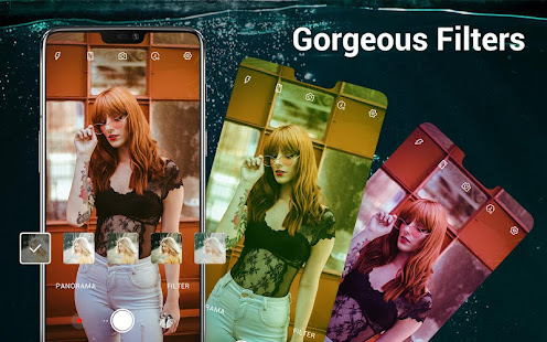 App HD Camera - Beauty Cam with Filters & Panorama APK for Windows Phone