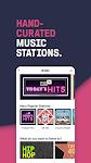 screenshot of TuneIn - NFL & NBA Radio, Free Music & Podcasts