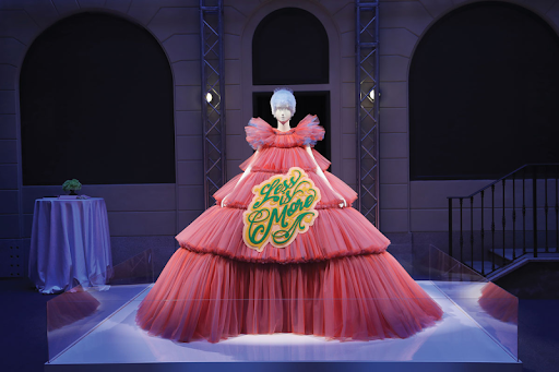 Viktor & Rolf on display at the Met's Camp: Notes on Fashion