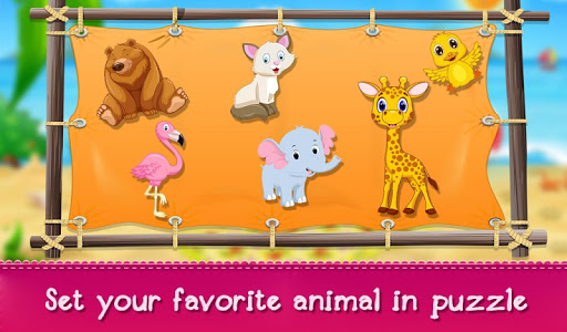 Preschool ABC Jigsaw For Kids v1.0.0