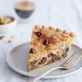 NESTLÉ® TOLL HOUSE® Chocolate Chip Pie.