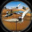 Desert Sniper Spy Pigeon Hunt icon