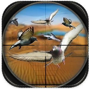 Desert Sniper Spy Pigeon Hunt for PC and MAC