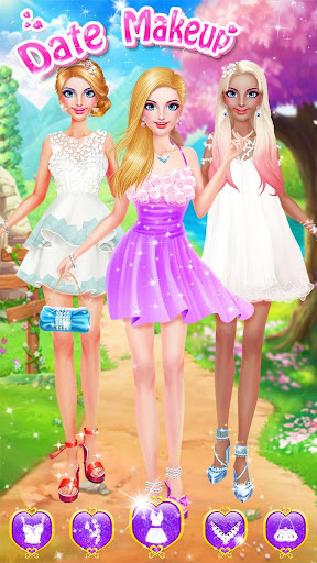ud83dudc57ud83dudcc5Princess Beauty Salon 2 - Love Story  screenshots 8