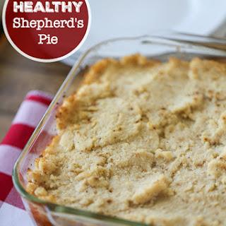 Healthy Shepherd's Pie.