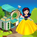 Cute Little Angel Rescue Kavi Escape Game-320 icon