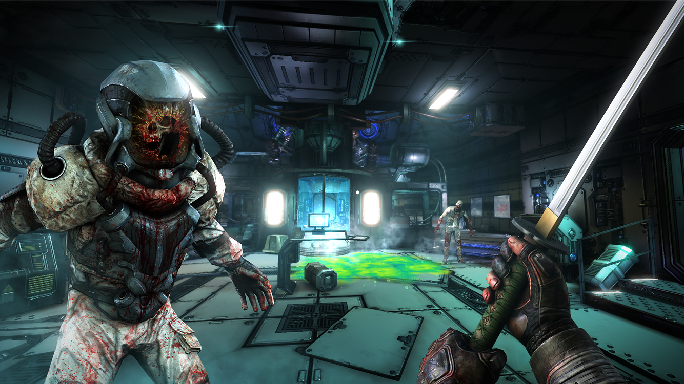 Dead Effect 2- screenshot