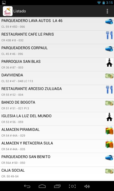 Скриншот Travel Medellín