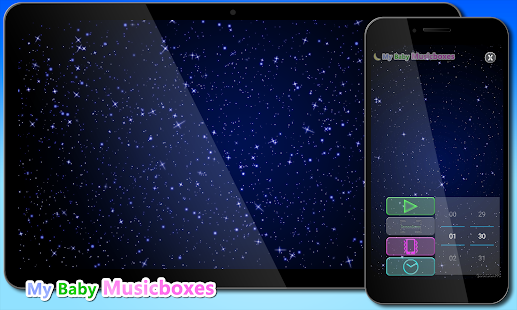 My baby Music Boxes (Lullaby) - screenshot thumbnail