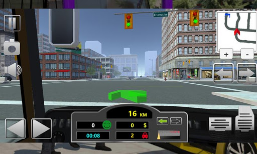 City Transport Simulator 3D