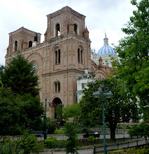 "Photo: The ""New Cathedral,"" Cuenca"