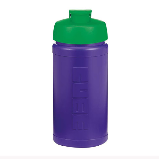 Sports Bottle with Moulded Logo