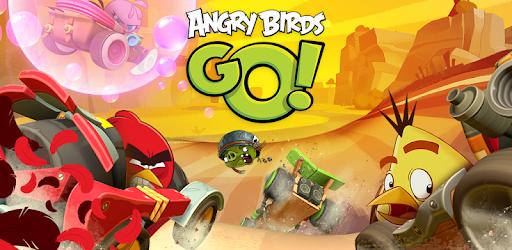 angry birds go modded apk