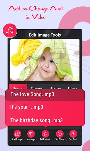 Video Maker : Video Editor screenshot 7
