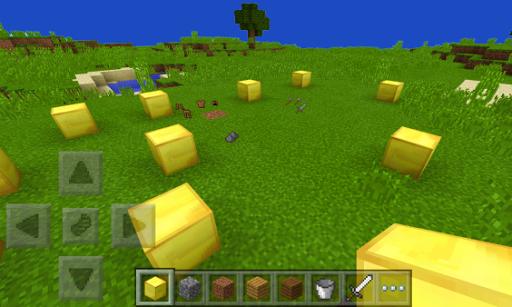 Lucky Block Mod for MCPE 2016