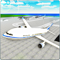 Avion Flight Simulator 3D icon