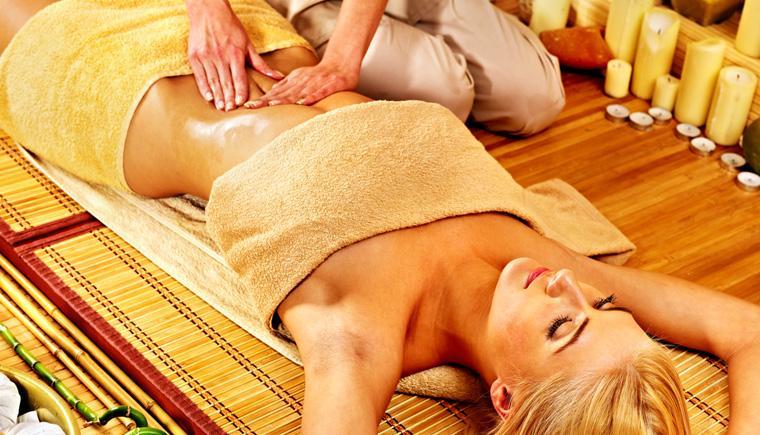 Расслабляющий висцеральный массаж