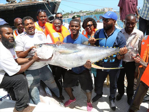 We now net 100 times more fish': Mombasa revels in deep-sea vessel