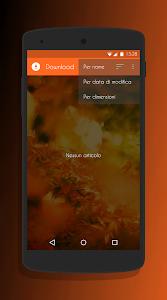 Transparent Orange -CM12 Theme v3.1