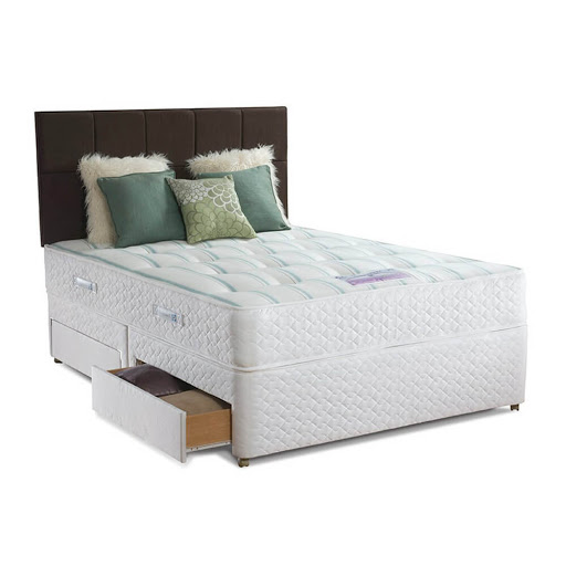 Sealy Millionaire Ortho Divan Bed