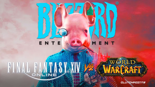 Blizzard 'too pig-headed' to see FF14 as WoW's real competition