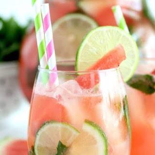 Fresh Watermelon Alcoholic Drinks Recipes.