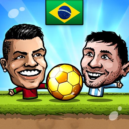 Baixar ⚽ Puppet Soccer 2014 - Futebol ⚽ para Android