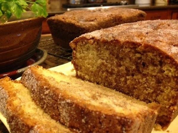 Amish Cinnamon Bread Alternative Recipe