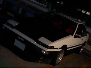 スプリンタートレノ AE86 GT-APEX 昭和62年3月生のカスタム事例画像 拓人さんの2019年11月17日20:14の投稿
