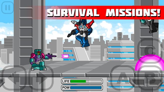 Скриншот Robots Warfare IV