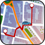 GPS Route Finder - Maps Navigation Direction