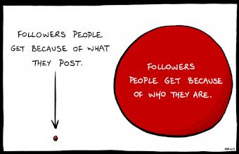 Photo: http://www.bonkersworld.net/bucket-o-followers/ #cartoon
