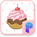 Sweet Icecream Launcher Theme icon